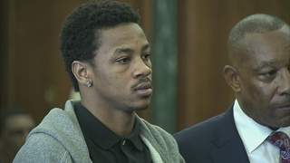 Former MSU basketball star in court today