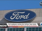 Ford expands office space at a mall
