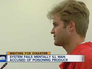 Court docs: System failed man in poison case