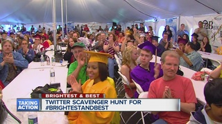 Honorees to compete in Twitter scavenger hunt