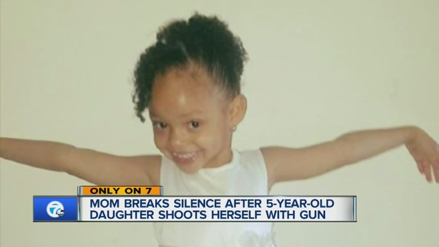Mother Of 5 Year Old Detroit Girl Killed In Accidental