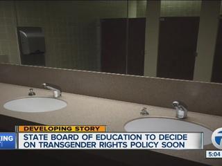 Transgender student speaks on federal directive