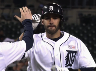 Tigers trade J.D. Martinez to Diamondbacks