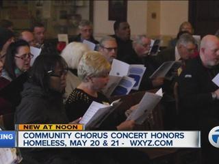 Detroit Community Chorus