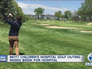 Golf and gala raise $550K for Mott