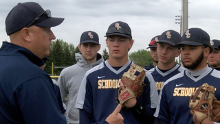 New baseball team debuts at Schoolcraft College