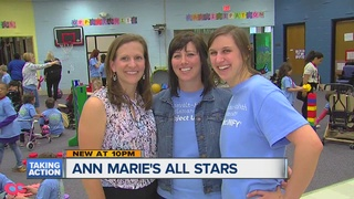 Ann Marie's All Stars: Changing students' minds
