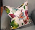 ENTER TO WIN: Floral pillow from Scott Shuptrine