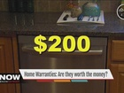 Home warranty catch: $200 for $700 dishwasher