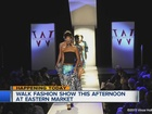 Fashion takes over Detroit's Eastern Market
