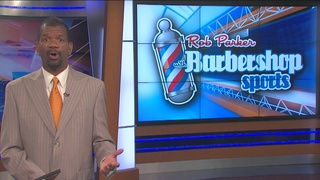 Rob Parker with Barbershop Sports- 5/23/16