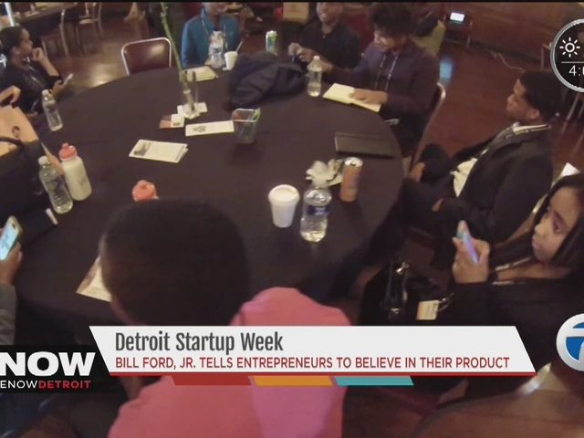 Detroit Startup Week Kicked Off Monday It S An Event To Help New Companies And Entrepreneurs