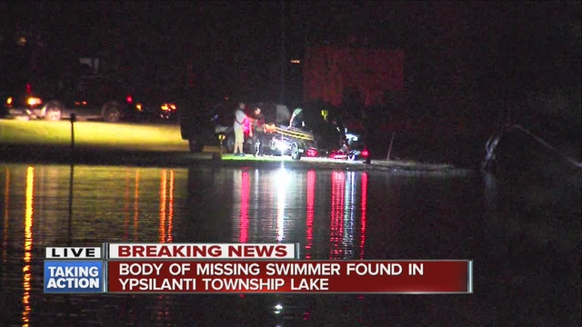 18-year-old drowns at Ypsilanti RV park