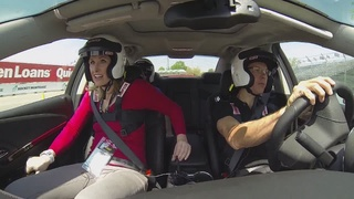WXYZ gets high speed preview of Grand Prix track