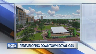 Royal Oak holding meeting on redevelopment plan