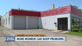 More problems reported with Monroe auto shop