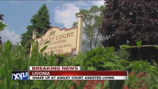 Livonia assisted living facility shut down