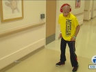 14-year-old uses Michael Jackson to beat cancer