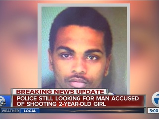 Man accused of shooting 2-year-old arrested