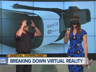 A whole new world: Breaking down virtual reality