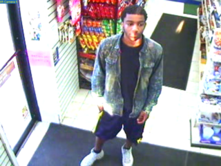 DPD searching for man who stole phone