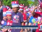 Berkley 5th graders celebrate Memorial Day