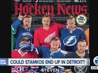 Could Steven Stamkos end up with the Red Wings?