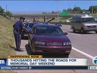 Before you hit the road for Memorial Day weekend