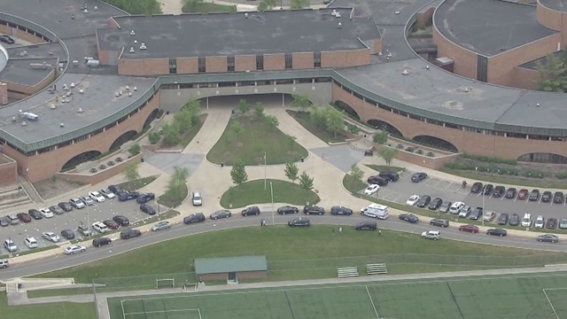 Ann Arbor Huron High School on lockdown