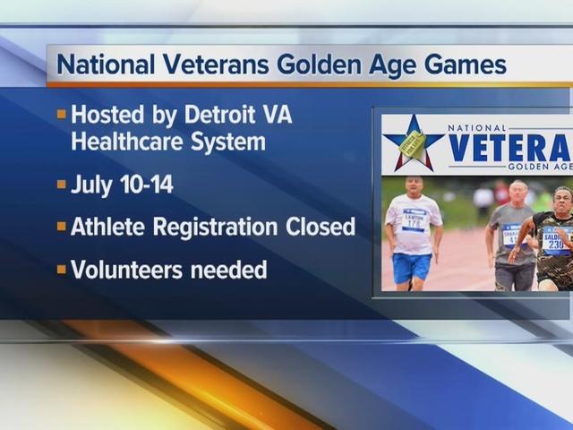 2016 golden age games detroit