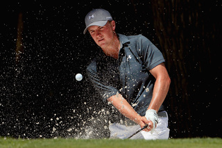 Spieth leads at Colonial, seeks 1st Texas win