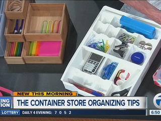 The Container Store prepares to open in Novi