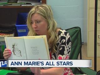 Ann Marie's All Stars: Ms. Kamille Samborski