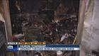 Firebug striking sheds at homes in Huron Twp.