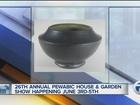 Pewabic House & Garden Show returns this Friday