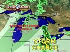FORECAST: Storms back Wednesday