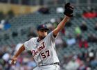 Tigers release closer Francisco Rodriguez
