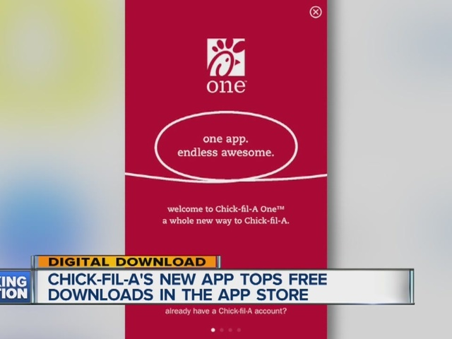 chick-fil-a one app download