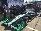 Pagenaud wins pole for Detroit Grand Prix race 1
