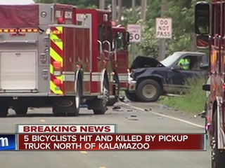 Cops: Driver on drugs when bicyclists killed