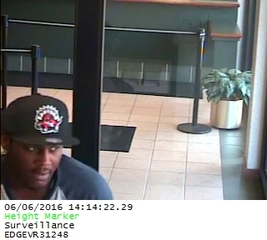 Bank robbery in Ann Arbor; police search for man