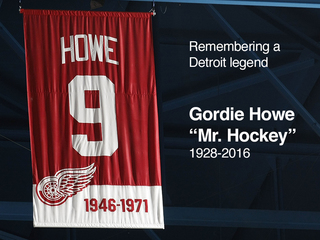 World reacts to death of Red Wings' Gordie Howe