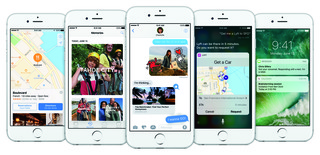 Apple previews iOS 10 update coming this fall