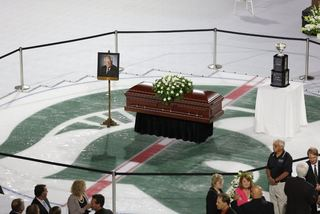 Mason's funeral brings family, friends to Munn
