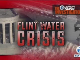 EPA sends letter over Flint to Snyder, Weaver