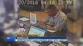 Romulus rape raises hotel security questions