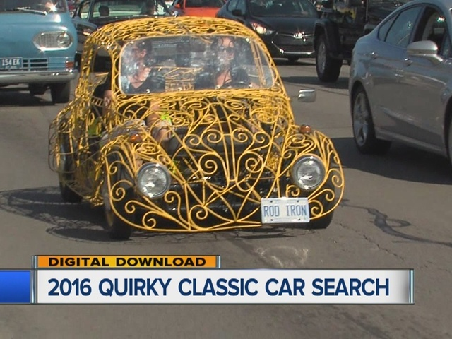 2016 Quirky Classic Car Search