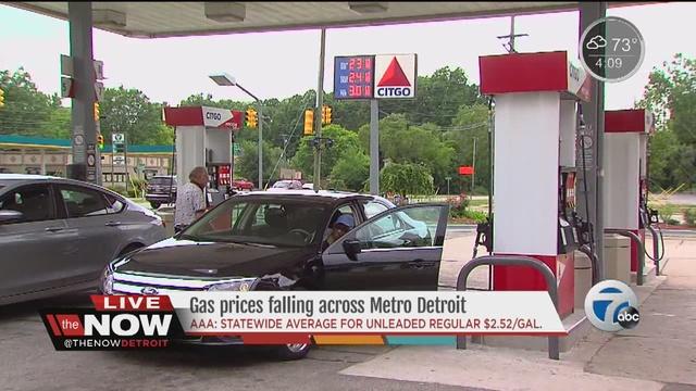 Detroit Gas Prices >> Gas Prices Detroit Gas Prices