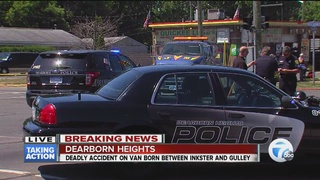 Man killed after being ejected from SUV
