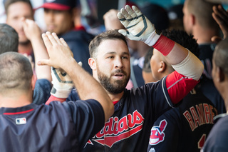 Kipnis triples twice; Indians hold off Tigers